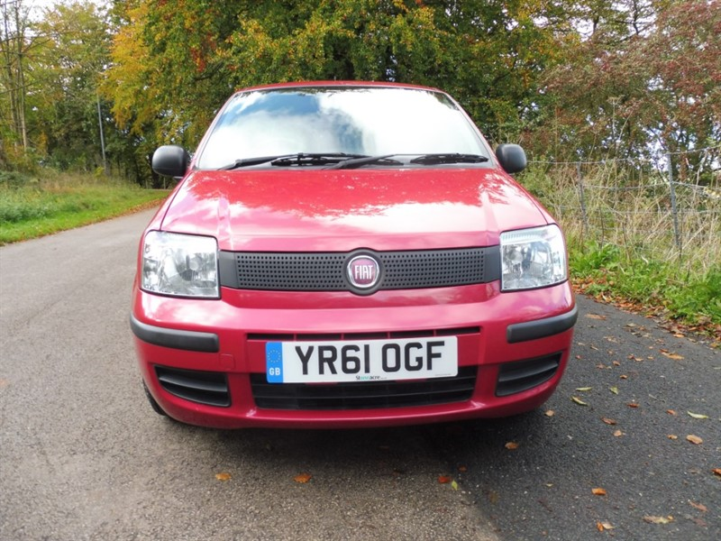 Car of the week - Fiat Panda ACTIVE - Only £2,200