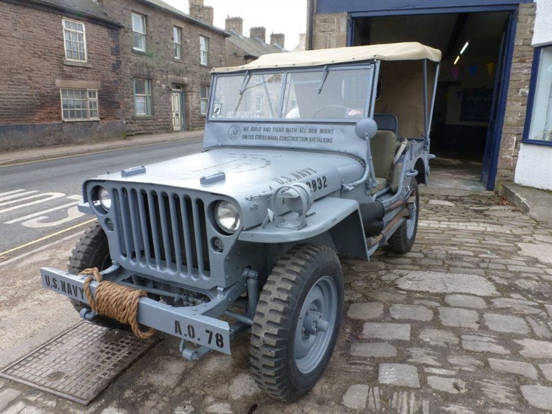Car of the week - Ford GPW Jeep - Only £17,995