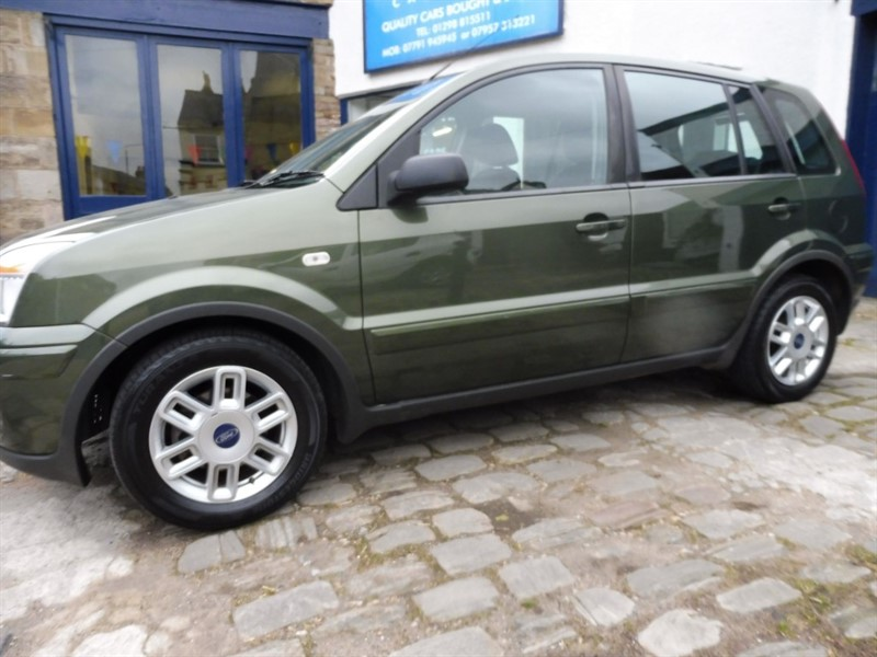 Car of the week - Ford Fusion ZETEC CLIMATE - Only £2,700