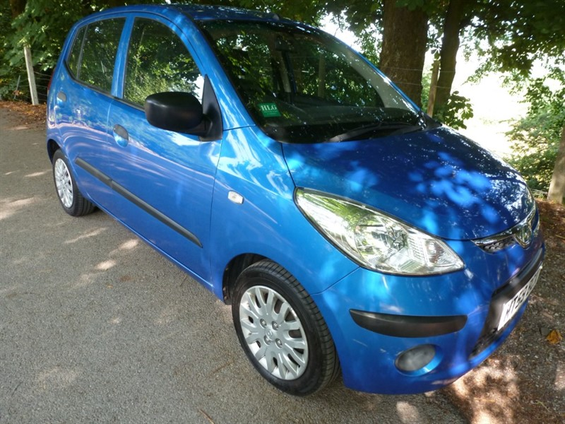Car of the week - Hyundai i10 CLASSIC - Only £2,299