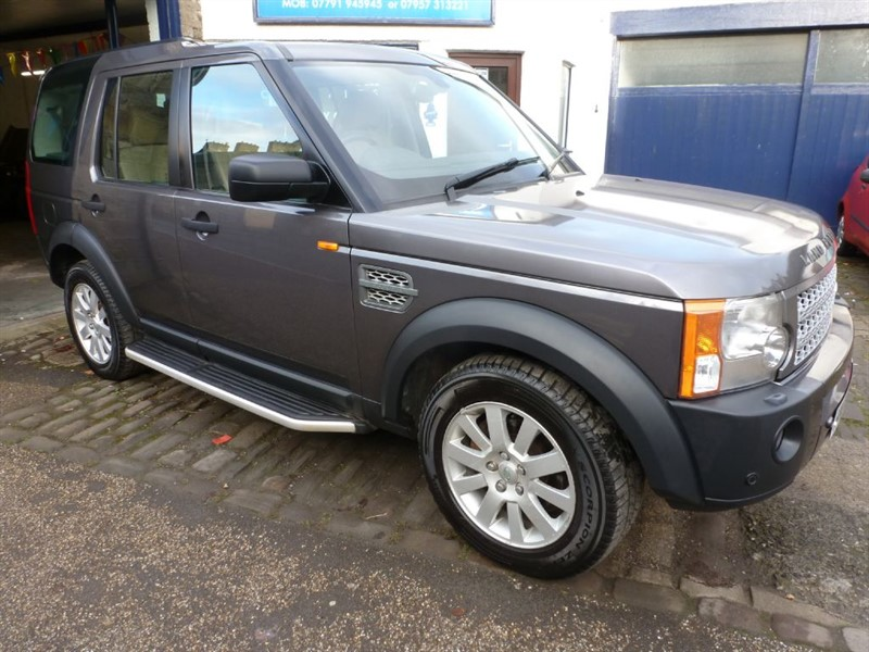 Car of the week - Land Rover Discovery 3 TDV6 SE - Only £5,995