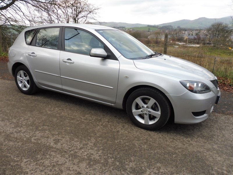 Car of the week - Mazda Mazda3 TS - Only £1,800