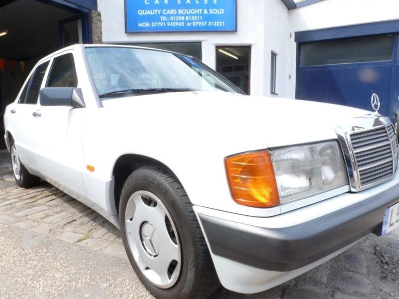 used Mercedes 190 e 1.9 in derbyshire