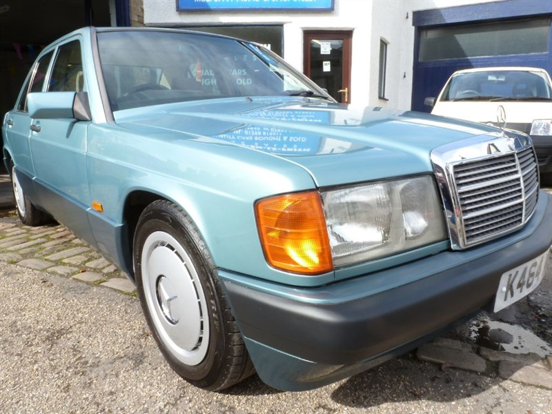 used Mercedes 190 E 2.0 in derbyshire