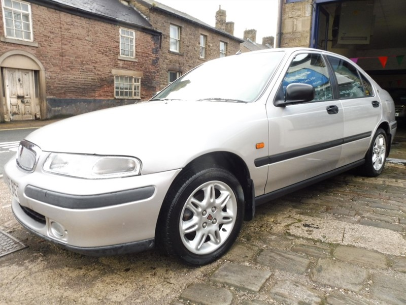 Car of the week - Rover 416 SLI - Only £675
