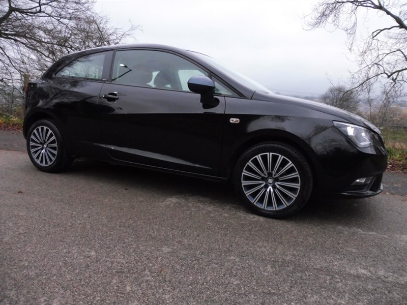 Car of the week - SEAT Ibiza TSI CONNECT - Only £8,000
