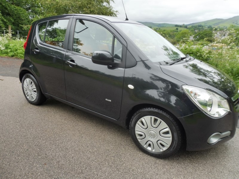 Car of the week - Vauxhall Agila CLUB - Only £2,350