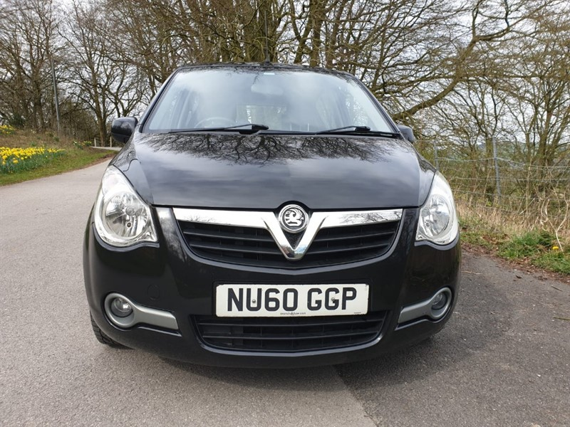 Car of the week - Vauxhall Agila CLUB - Only £2,150