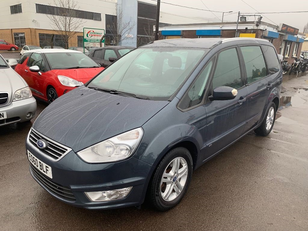 Ford galaxy zetec tdci on sale now