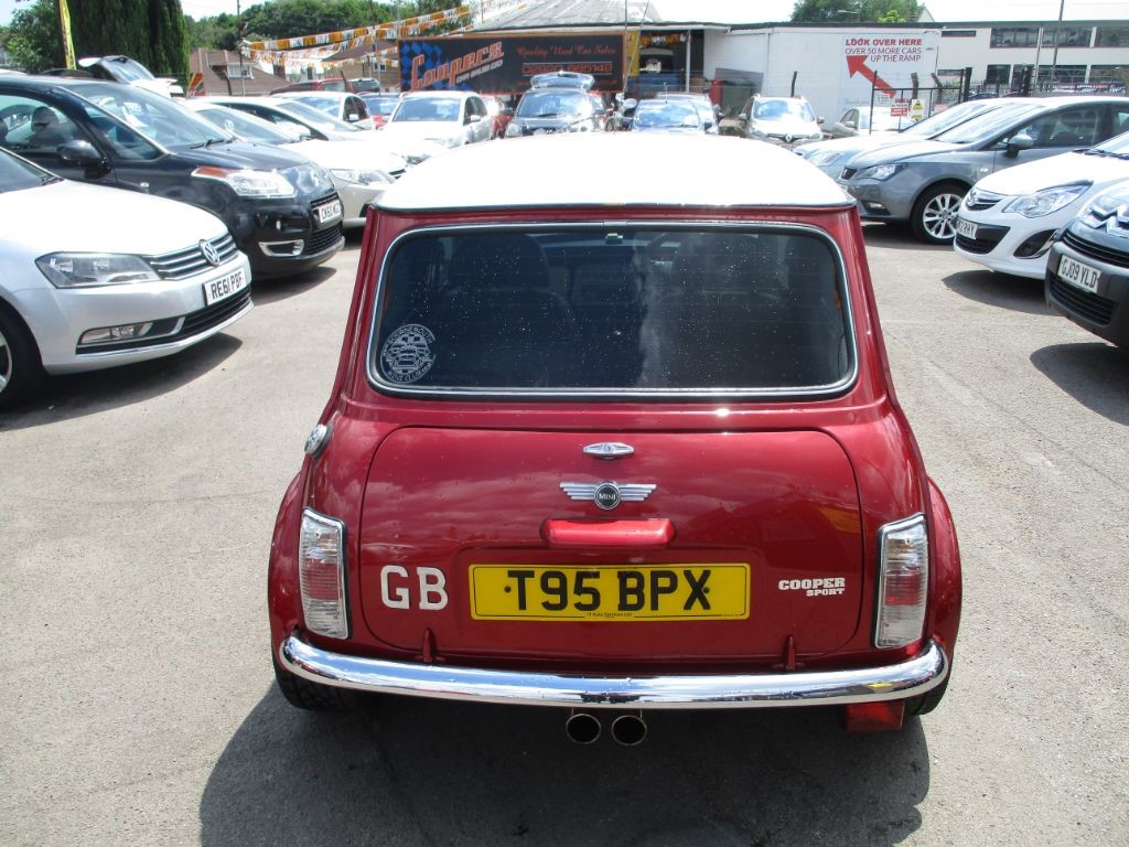 Rover Mini Coopers Car Sales Glamorgan