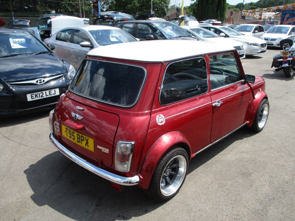 Rover Mini Coopers Car Sales Glamorgan