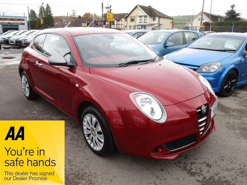 used Alfa Romeo Mito JUNIOR 16V A/C in gwent