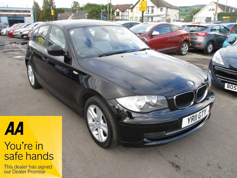 used BMW 116d SE in gwent