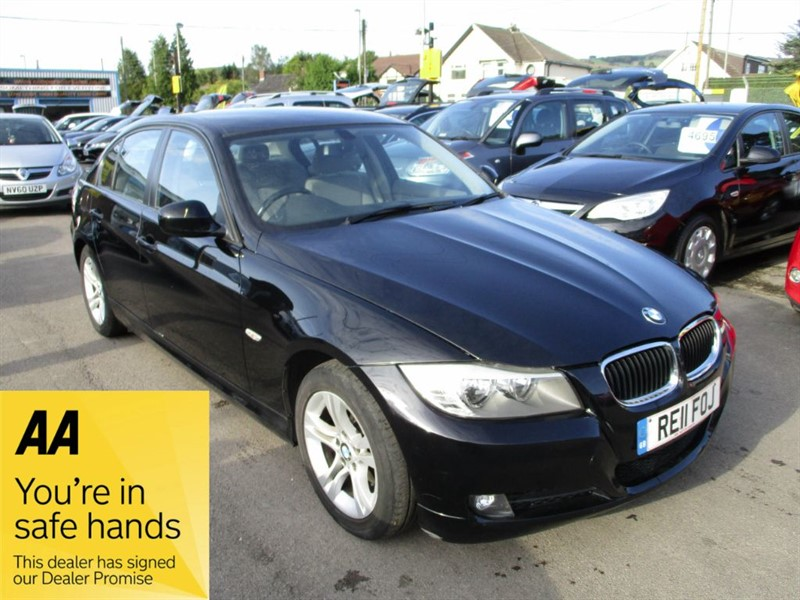 used BMW 318d ES in gwent