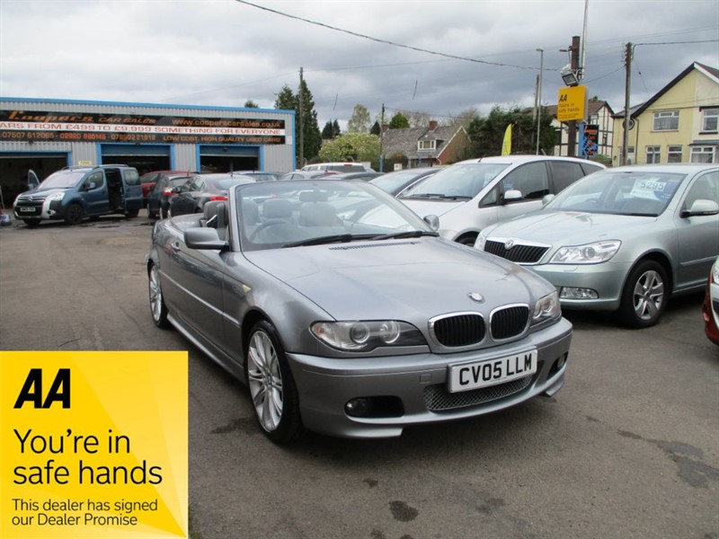 used BMW 320 CD SPORT in gwent