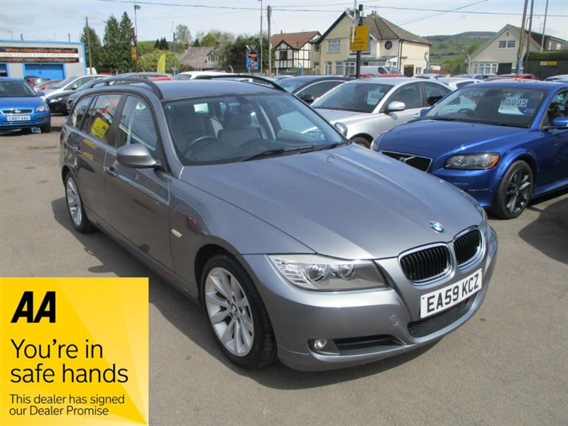 used BMW 320d SE BUSINESS EDITION TOURING in gwent