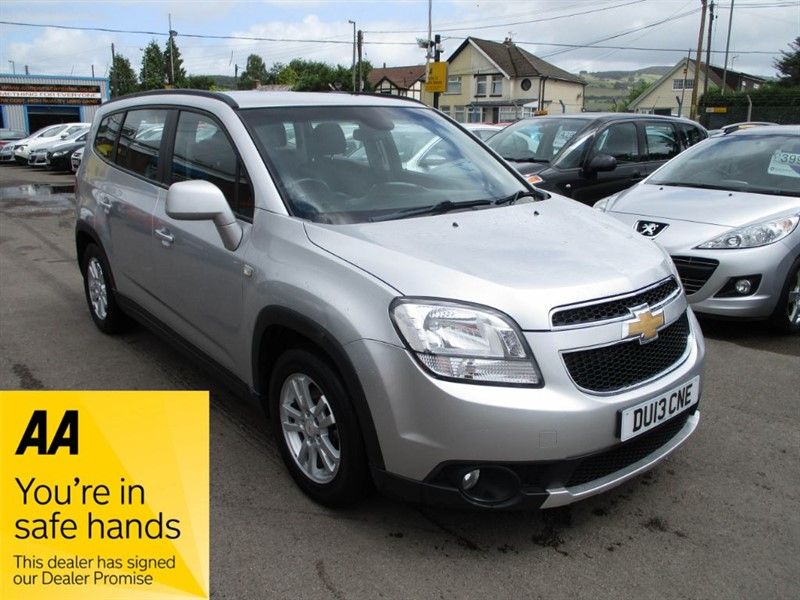 Chevrolet Orlando for sale