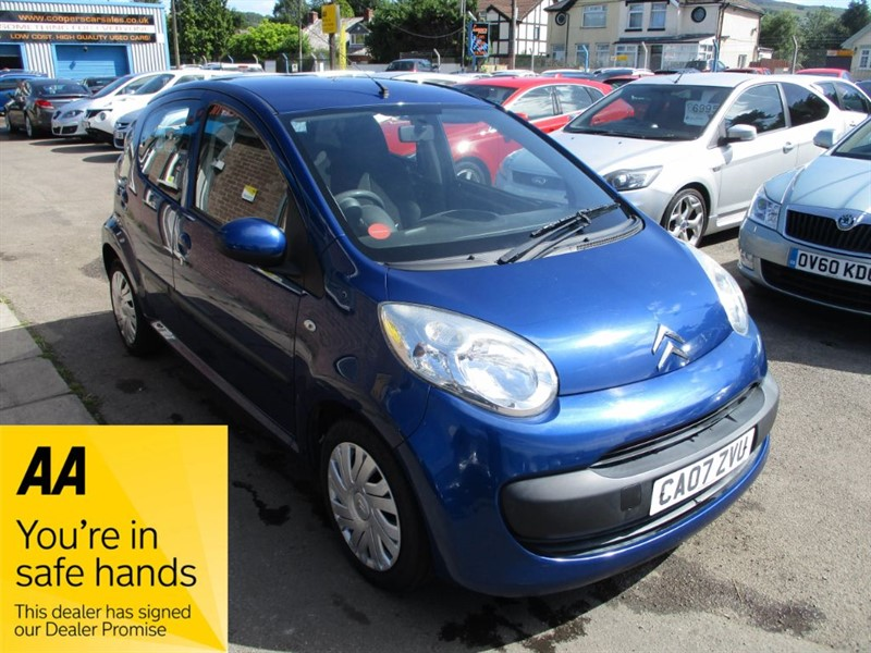 used Citroen C1 RHYTHM HDI in gwent