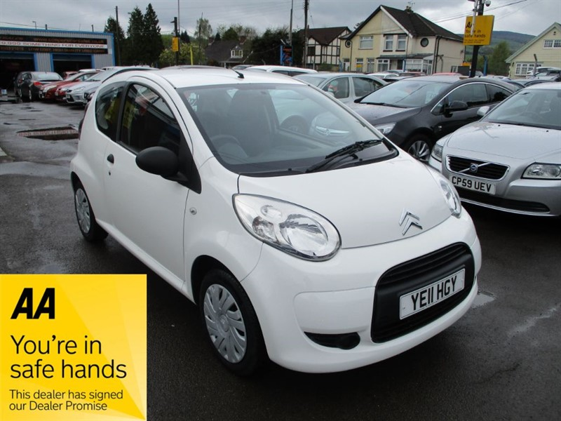 used Citroen C1 VT in gwent