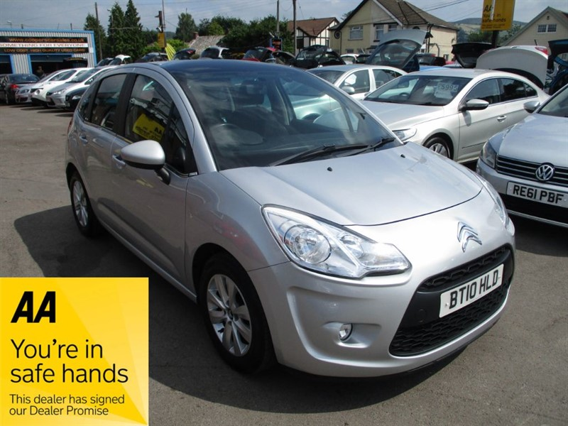 used Citroen C3 VTR PLUS HDI in gwent