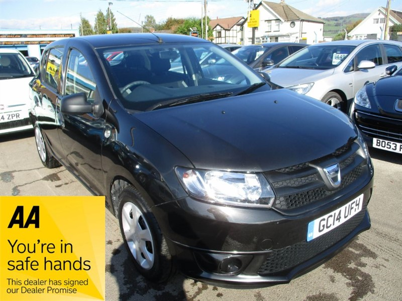 used Dacia Sandero AMBIANCE TCE in gwent