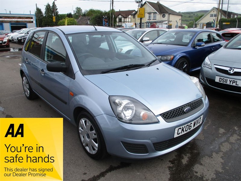 used Ford Fiesta STYLE 16V in gwent