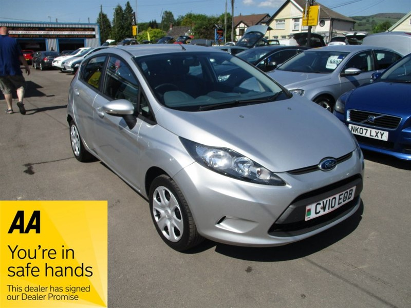 used Ford Fiesta EDGE in gwent