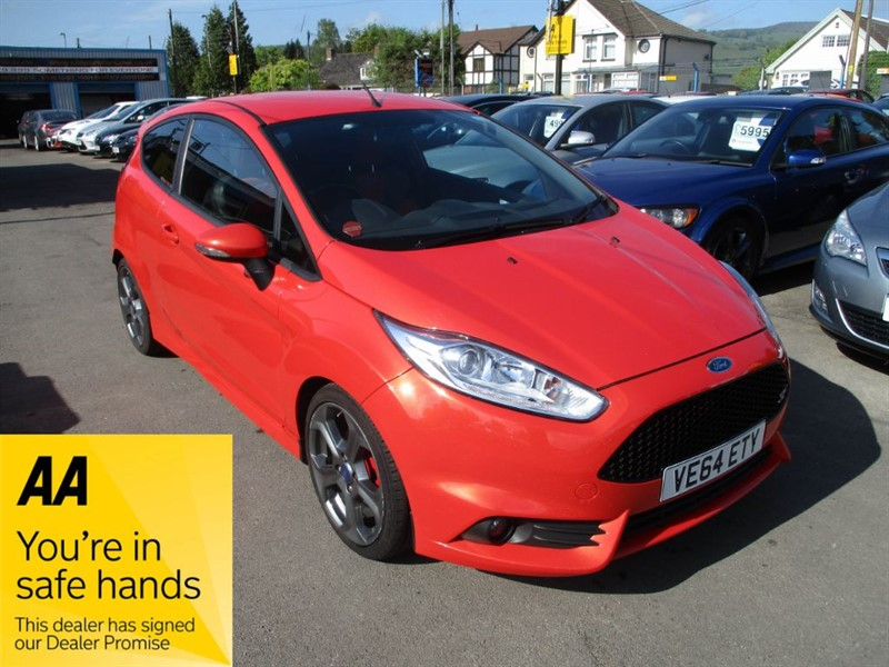 used Ford Fiesta ST-2 in gwent