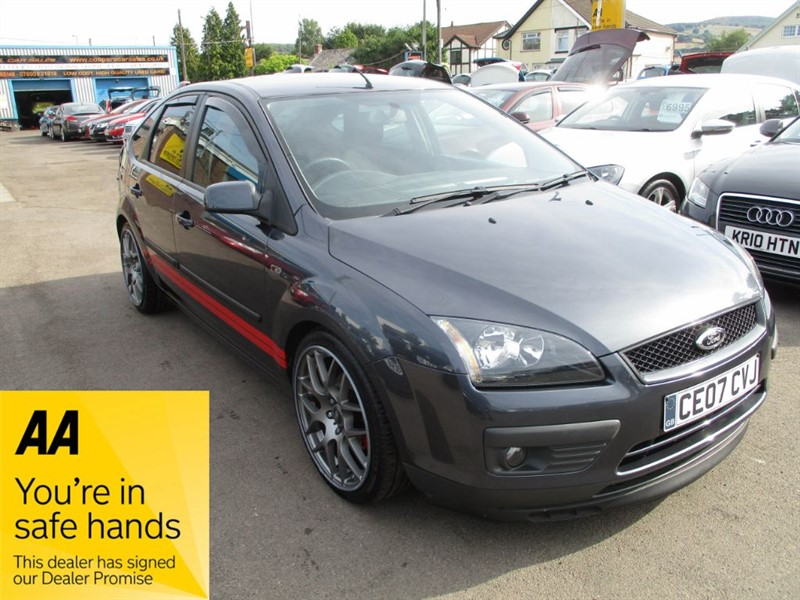 used Ford Focus ZETEC CLIMATE D in gwent