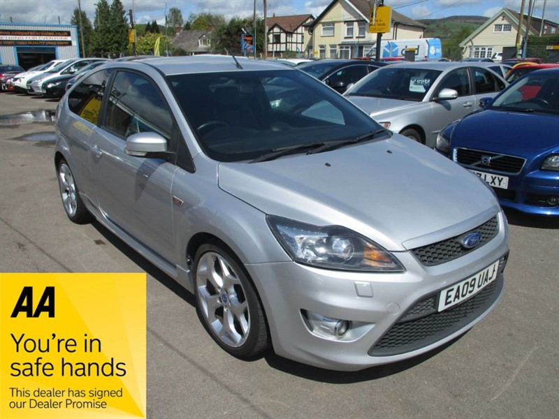used Ford Focus ST-3 in gwent