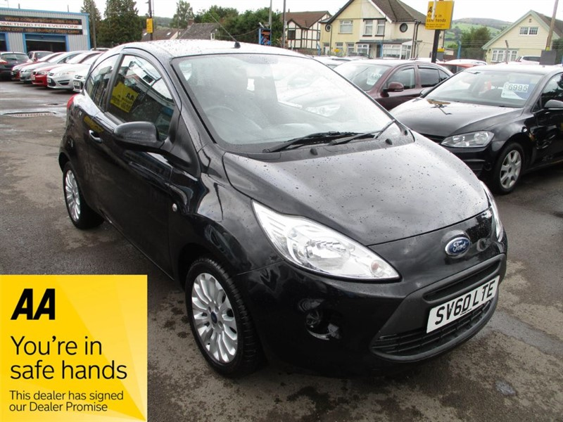 used Ford KA EDGE in gwent
