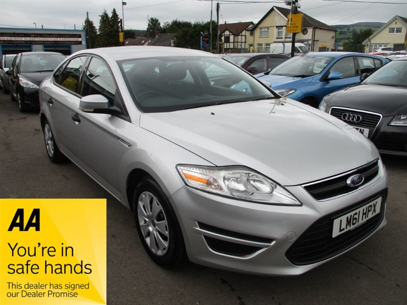 used Ford Mondeo EDGE TDCI in gwent