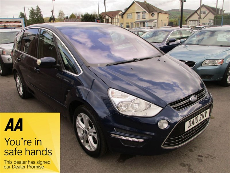 used Ford S-Max TITANIUM TDCI in gwent
