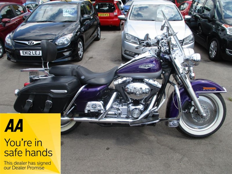used Harley-Davidson Touring Road King Classic in gwent