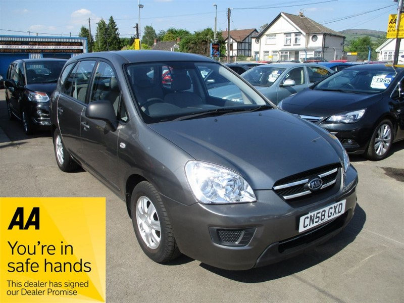 used Kia Carens S 5STR in gwent