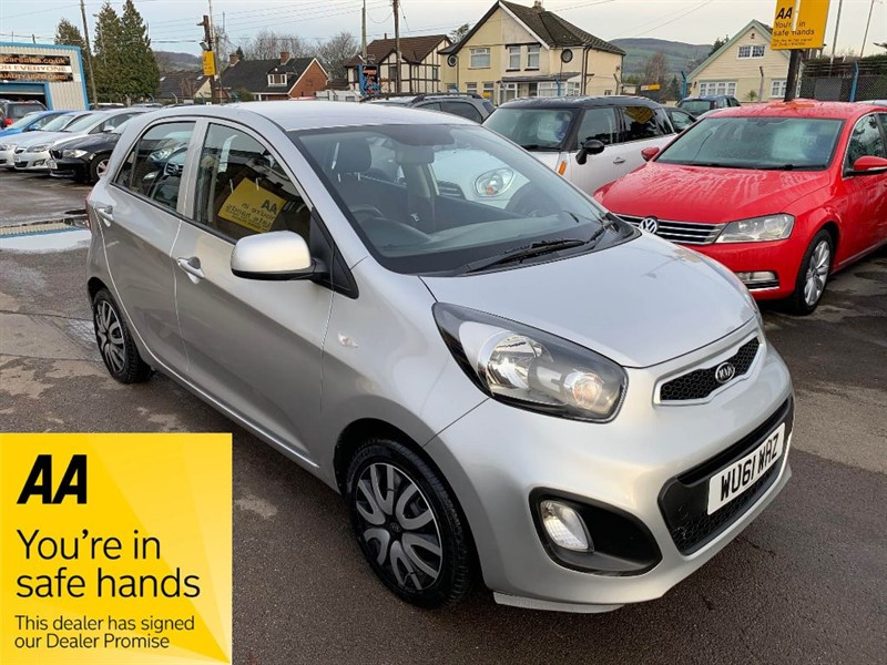 used Kia Picanto 1 in gwent