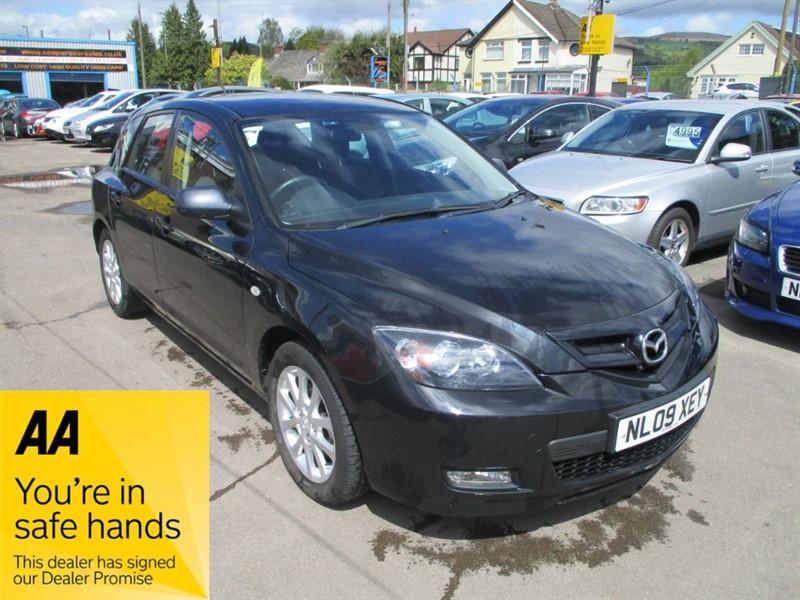 used Mazda Mazda3 3 TAKARA in gwent