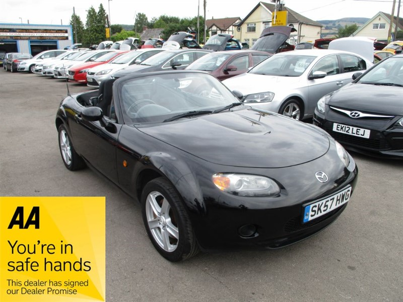 used Mazda MX-5 I in gwent