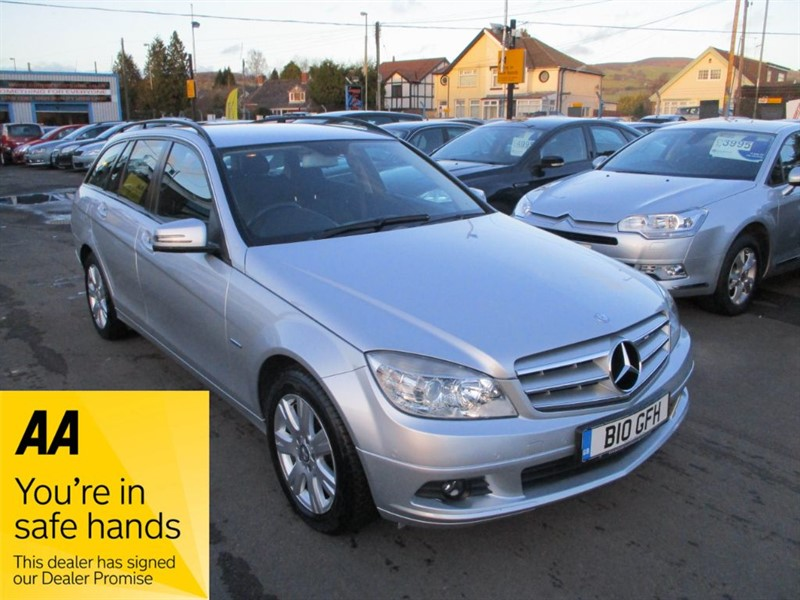 used Mercedes C220 CDI BLUEEFFICIENCY EXECUTIVE SE in gwent