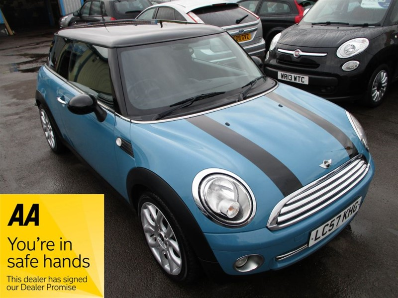used MINI Hatch ONE in gwent