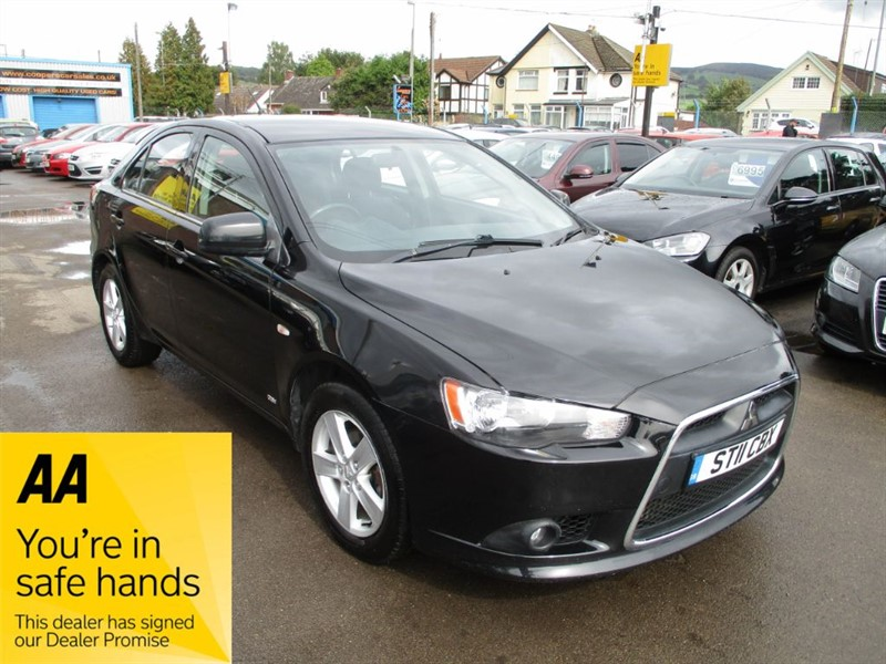used Mitsubishi Lancer GS2 DI-D in gwent