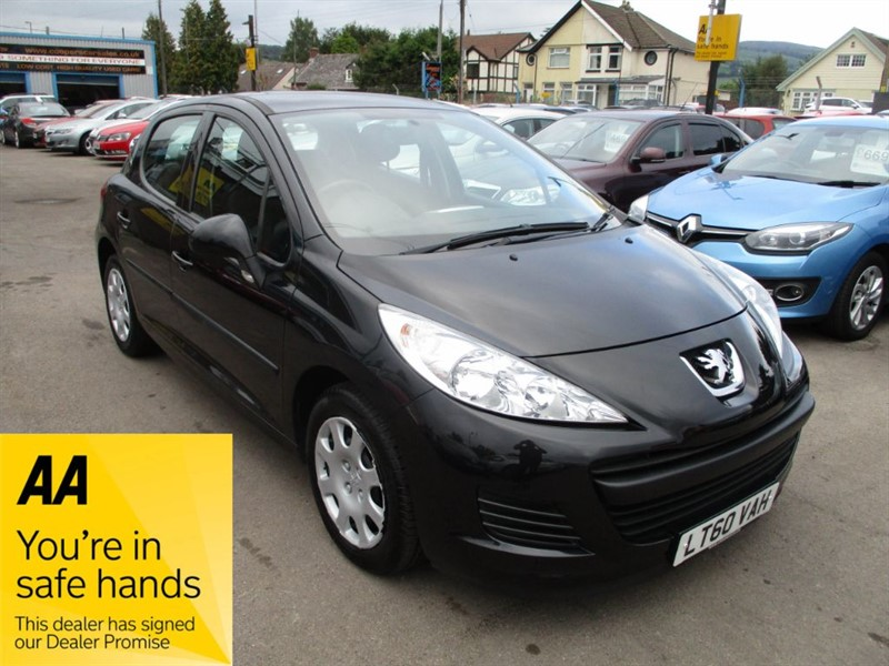 used Peugeot 207 S HDI in gwent