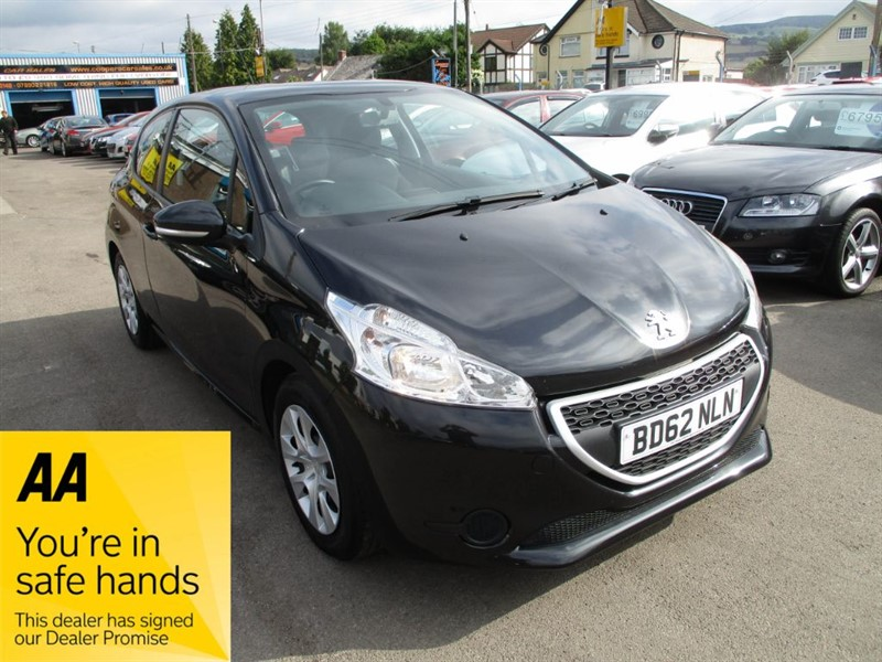 used Peugeot 208 ACCESS PLUS HDI in gwent