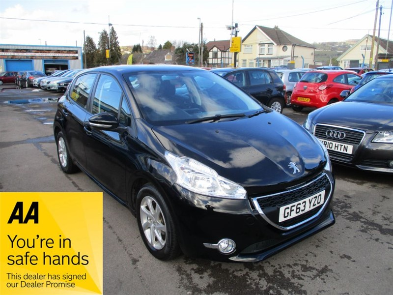 used Peugeot 208 ACTIVE in gwent