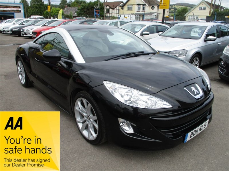 Peugeot RCZ for sale