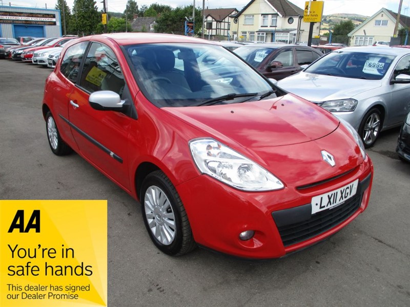 used Renault Clio I-MUSIC DCI FAP in gwent