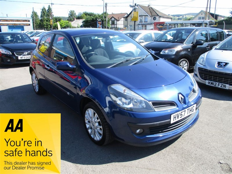 used Renault Clio DYNAMIQUE 16V TURBO in gwent