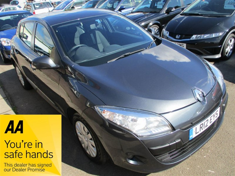 used Renault Megane EXPRESSION DCI ECO in gwent