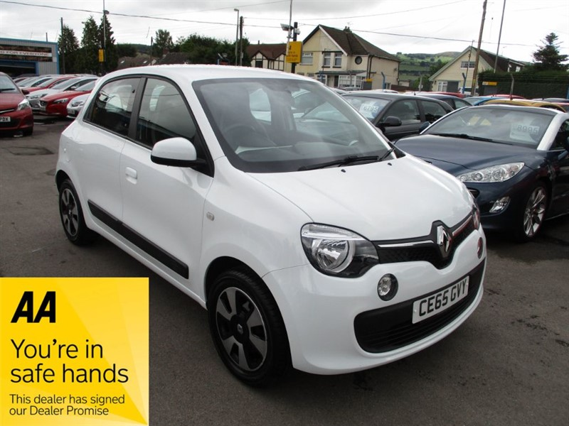 used Renault Twingo PLAY SCE in gwent