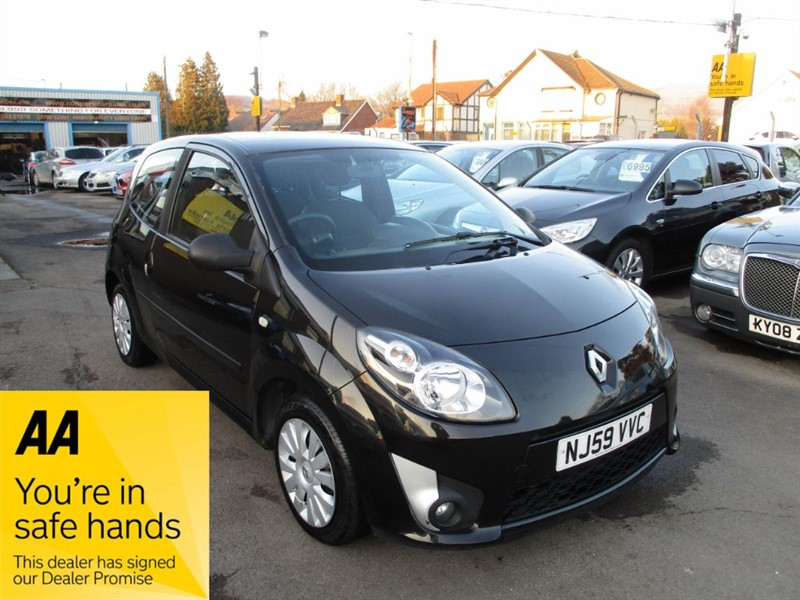used Renault Twingo EXTREME in gwent